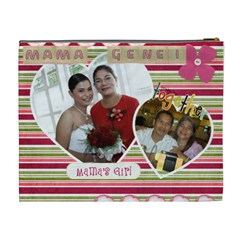 Mama Genei Cosmetic Bag By Genefaith   Cosmetic Bag (xl)   4p994igyk2ta   Www Artscow Com Back