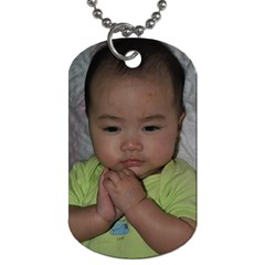 Angelic Ella By J   Dog Tag (two Sides)   W73hjpd9171g   Www Artscow Com Front