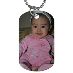 Angelic Ella By J   Dog Tag (two Sides)   W73hjpd9171g   Www Artscow Com Back