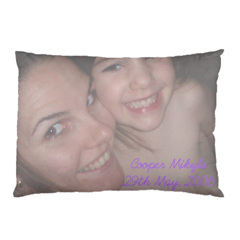 Cooperpillow By Erin   Pillow Case   Dwuxcczvht6i   Www Artscow Com 26.62 x18.9 Pillow Case