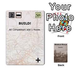 Baub s Bindle Rails By Bob Menzel   Playing Cards 54 Designs   Soe62u086o6w   Www Artscow Com Front - Diamond4
