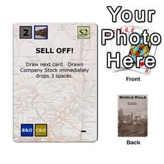 Baub s Bindle Rails By Bob Menzel   Playing Cards 54 Designs   Soe62u086o6w   Www Artscow Com Front - Diamond7