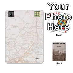 Jack Baub s Bindle Rails By Bob Menzel   Playing Cards 54 Designs   Soe62u086o6w   Www Artscow Com Front - DiamondJ