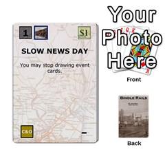 Baub s Bindle Rails By Bob Menzel   Playing Cards 54 Designs   Soe62u086o6w   Www Artscow Com Front - Club8