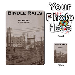 Baub s Bindle Rails By Bob Menzel   Playing Cards 54 Designs   Soe62u086o6w   Www Artscow Com Back