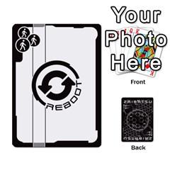 Jack Zaibatsu 1/2 By Javier Benítez   Playing Cards 54 Designs   X36jgneox7mn   Www Artscow Com Front - SpadeJ
