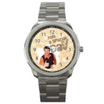 fathersday - Sport Metal Watch