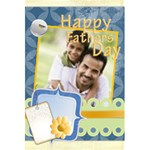 father s gift notebook - 5.5  x 8.5  Notebook