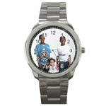 kids watch - Sport Metal Watch