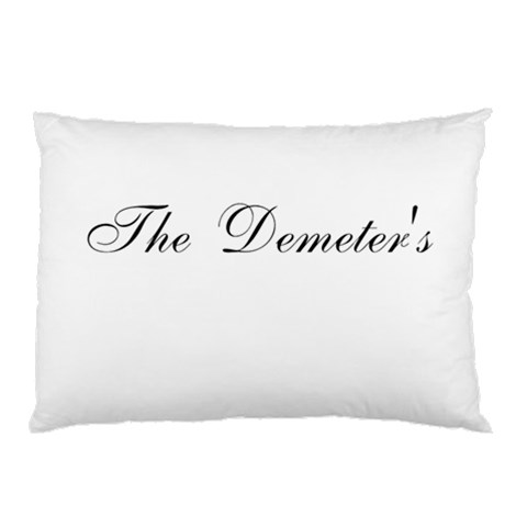 Personalized Pillow Cases Demeters By Chantel Reid Demeter   Pillow Case   H79e2enwtw15   Www Artscow Com 26.62 x18.9 Pillow Case