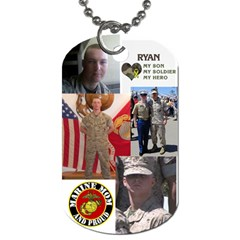 Ryan By Charlotte Martin   Dog Tag (two Sides)   P22jf1z1egho   Www Artscow Com Back