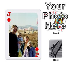 Jack Father s Day By Kristen   Playing Cards 54 Designs   6vw540blpqe8   Www Artscow Com Front - DiamondJ
