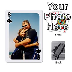 Father s Day By Kristen   Playing Cards 54 Designs   6vw540blpqe8   Www Artscow Com Front - Club8