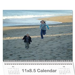 Aug10 July11 By Jayme   Wall Calendar 11  X 8 5  (12 Months)   6wv9e5wgogdw   Www Artscow Com Cover