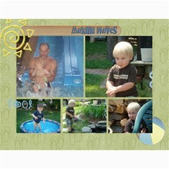 Aug10 July11 By Jayme   Wall Calendar 11  X 8 5  (12 Months)   6wv9e5wgogdw   Www Artscow Com Month