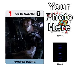 Aliens: French By Mark Chaplin   Playing Cards 54 Designs   18qsylr5cbdn   Www Artscow Com Front - Heart9