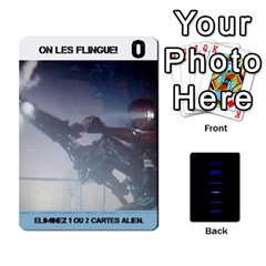 Aliens: French By Mark Chaplin   Playing Cards 54 Designs   18qsylr5cbdn   Www Artscow Com Front - Club7