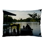 on the dock pillow - Pillow Case