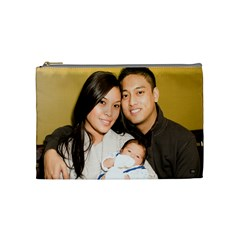 Ninang Jenn By J   Cosmetic Bag (medium)   G98jex60q8ws   Www Artscow Com Front