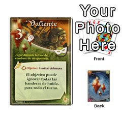 Battelore Cartas Lore  By Alex   Playing Cards 54 Designs   Jitzvpdkf4zm   Www Artscow Com Front - Heart3