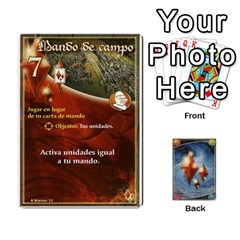 Battelore Cartas Lore  By Alex   Playing Cards 54 Designs   Jitzvpdkf4zm   Www Artscow Com Front - Club2