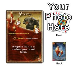 Battelore Cartas Lore  By Alex   Playing Cards 54 Designs   Jitzvpdkf4zm   Www Artscow Com Front - Club3