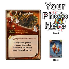 Battelore Cartas Lore  By Alex   Playing Cards 54 Designs   Jitzvpdkf4zm   Www Artscow Com Front - Club7