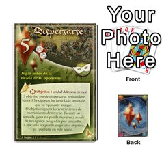 Battelore Cartas Lore  By Alex   Playing Cards 54 Designs   Jitzvpdkf4zm   Www Artscow Com Front - Spade8