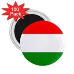 big_Hungarian_flag 2.25  Magnet (100 pack)