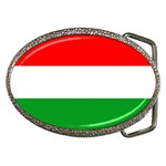 big_Hungarian_flag Belt Buckle