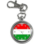 big_Hungarian_flag Key Chain Watch