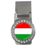 big_Hungarian_flag Money Clip (CZ)