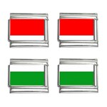 big_Hungarian_flag 9mm Italian Charm (4 pack)