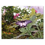 Butterfly Puzzle - Jigsaw Puzzle (Rectangular)
