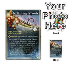 Cartas Restantes By Alex   Multi Purpose Cards (rectangle)   25yw5fywxxer   Www Artscow Com Front 7