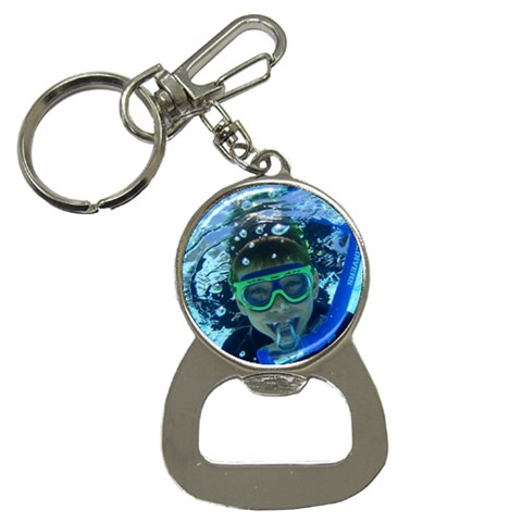 Chris Underwater By Sue   Bottle Opener Key Chain   Omgf5lubqy8b   Www Artscow Com Front