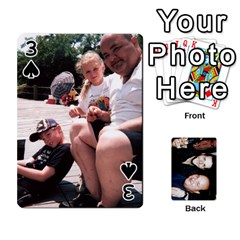 Dad s Playing Cards By Rtchasse   Playing Cards 54 Designs   R6nn2sxss6hu   Www Artscow Com Front - Spade3