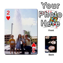 Dad s Playing Cards By Rtchasse   Playing Cards 54 Designs   R6nn2sxss6hu   Www Artscow Com Front - Heart2