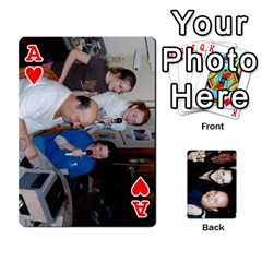 Ace Dad s Playing Cards By Rtchasse   Playing Cards 54 Designs   R6nn2sxss6hu   Www Artscow Com Front - HeartA