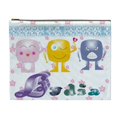 Bolsa Smaley By Lydia   Cosmetic Bag (xl)   Vg1xmkgoj44o   Www Artscow Com Front
