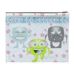 Bolsa Smaley By Lydia   Cosmetic Bag (xl)   Vg1xmkgoj44o   Www Artscow Com Back