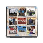 Mel memory card holder - Memory Card Reader (Square)