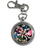 girls pocket watch - Key Chain Watch