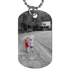Dog Tags Kids And Da By Faith Hale   Dog Tag (two Sides)   Ukou9k07lem7   Www Artscow Com Back