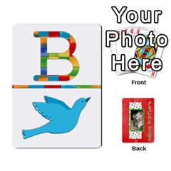 New Flash Cards By Brookieadkins Yahoo Com   Playing Cards 54 Designs   R6dlbgz1lm57   Www Artscow Com Front - Spade3