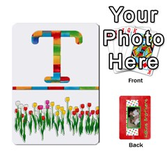 New Flash Cards By Brookieadkins Yahoo Com   Playing Cards 54 Designs   R6dlbgz1lm57   Www Artscow Com Front - Heart8
