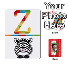 Ace New Flash Cards By Brookieadkins Yahoo Com   Playing Cards 54 Designs   R6dlbgz1lm57   Www Artscow Com Front - HeartA