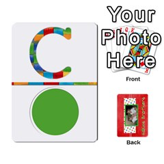 New Flash Cards By Brookieadkins Yahoo Com   Playing Cards 54 Designs   R6dlbgz1lm57   Www Artscow Com Front - Diamond4
