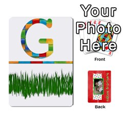 New Flash Cards By Brookieadkins Yahoo Com   Playing Cards 54 Designs   R6dlbgz1lm57   Www Artscow Com Front - Diamond8