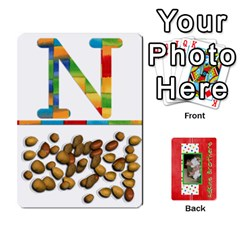 New Flash Cards By Brookieadkins Yahoo Com   Playing Cards 54 Designs   R6dlbgz1lm57   Www Artscow Com Front - Club2